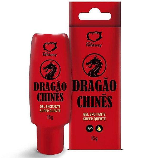 Dragão Chinês Gel Excitante Super Quente Sexy Fantasy