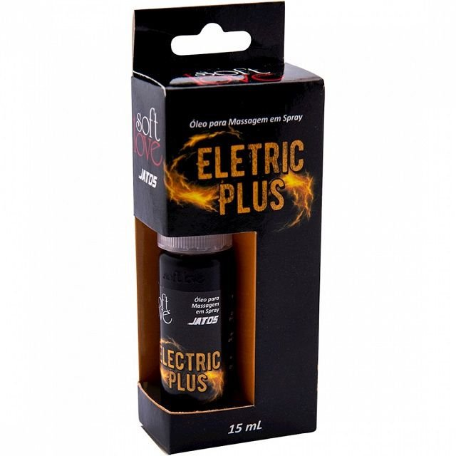 Eletric Plus Jatos 15ml Soft Love