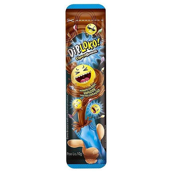 Diploko Chocoboom Chocolate Explosivo 10g Danilla Foods