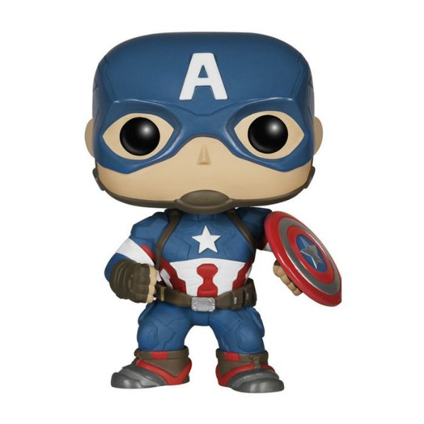 Funko Pop! Captain America - Avengers: Age Of Ultron