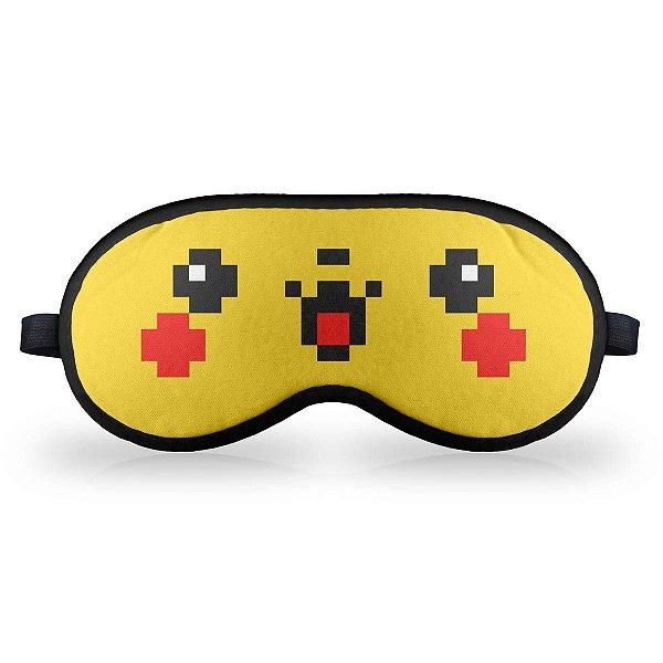 Máscara de Dormir em Neoprene - Pixelchu