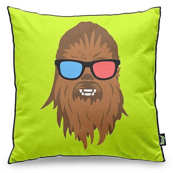 Almofada Geek Side - Chill Bacca