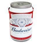 Cooler Térmico 24 Latas Budweiser e Alça Nylon Benida Gelada Refrigerante Festa
