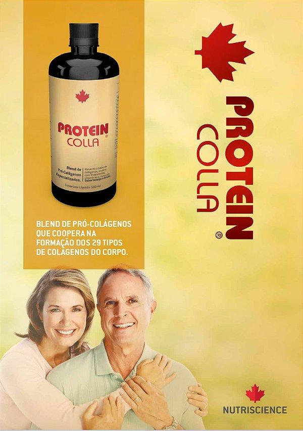 Proteincolla 500ml Pró-Colágeno Noturno Nutriscience