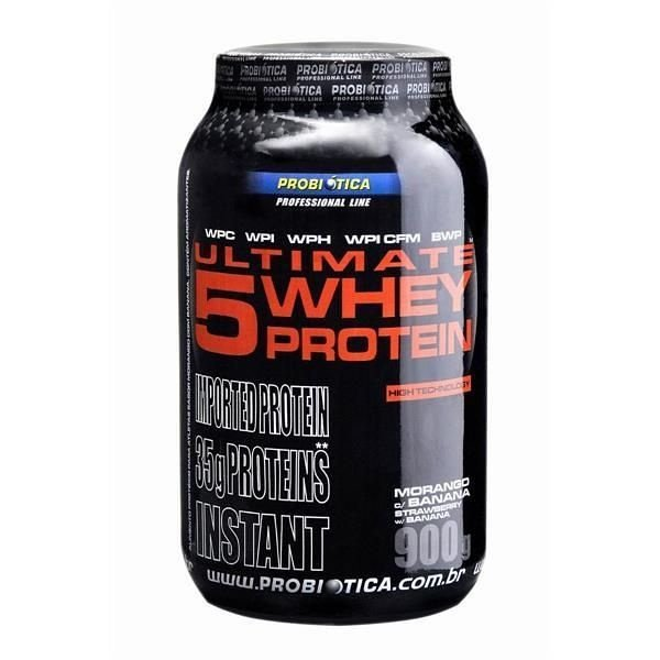 Ultimate 5 Whey Protein (900g) - Probiótica
