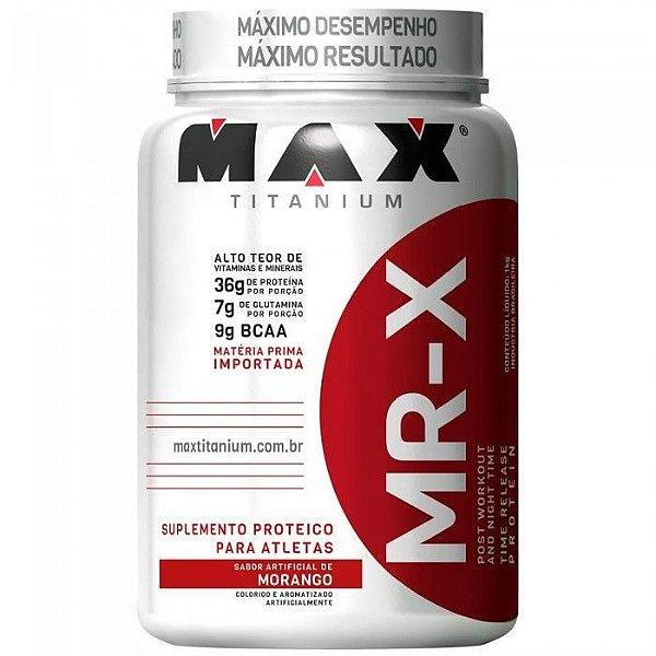 MR-X Time Release Protein (1Kg) - Max Titanium