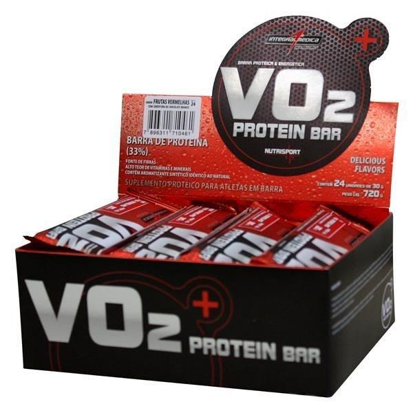 f780ca249 VO2 Protein Bar - 24 unidades - Integralmédica - Bem Estar ...