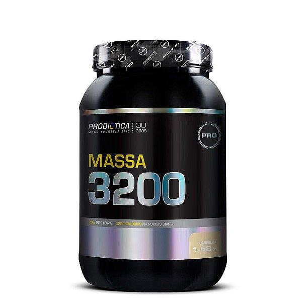 Massa 3200 Anticatabolic - 1.680g - Probiótica