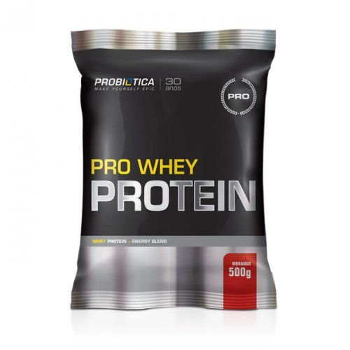 Pro Whey Protein (500g) - Probiótica