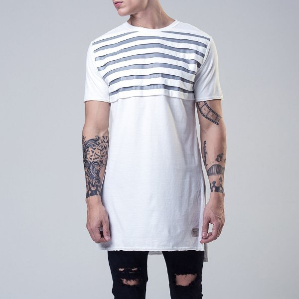 Camiseta Seven Lights White - M - Lamafia