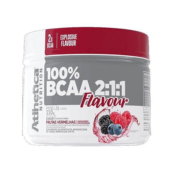 100% BCAA 2:1:1 Flavour (210g) - Atlhetica