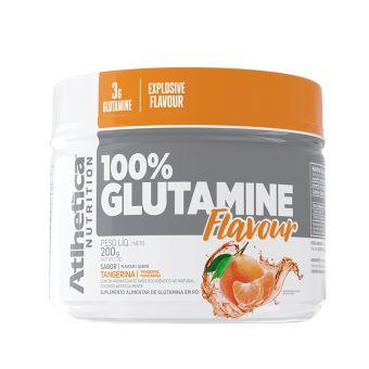 100% Glutamine Flavour (200g) Atlhetica Nutrition