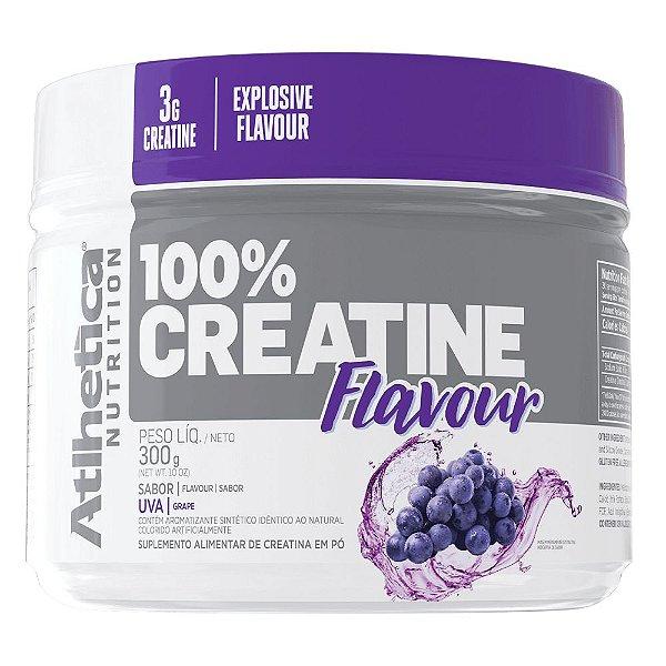 100% Creatina Flavour (300g) - Atlhetica