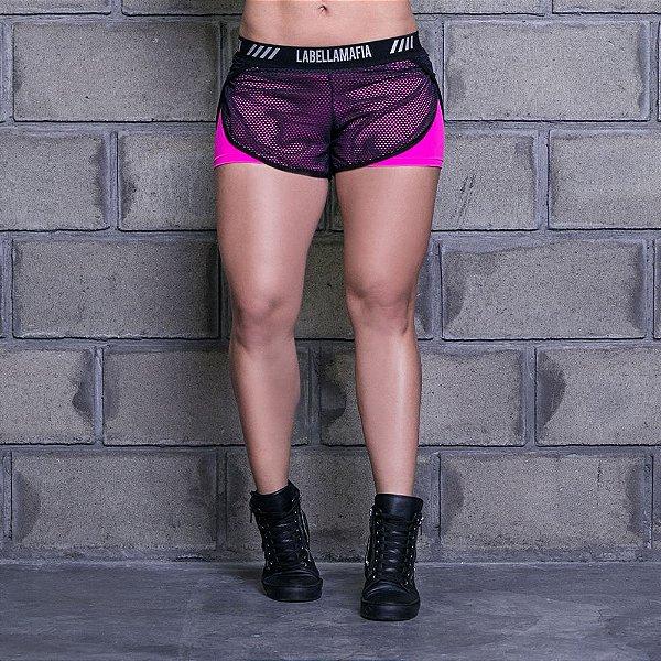 Short Boxer Classic Pink - LABELLAMAFIA