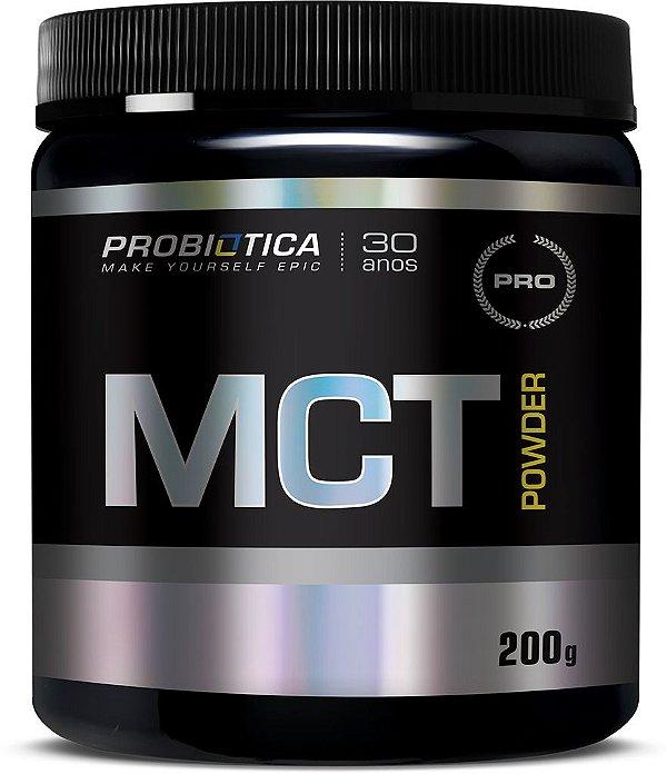 MCT Powder - 200g - Probiótica