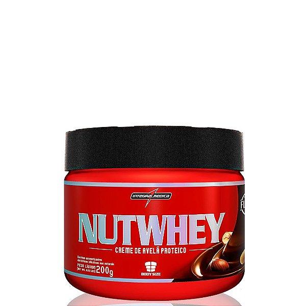 Nut Whey Cream - 200g - Integralmédica