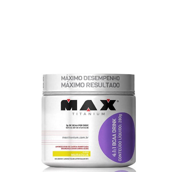 4:1:1 BCAA Drink - 280g - Max Titanium