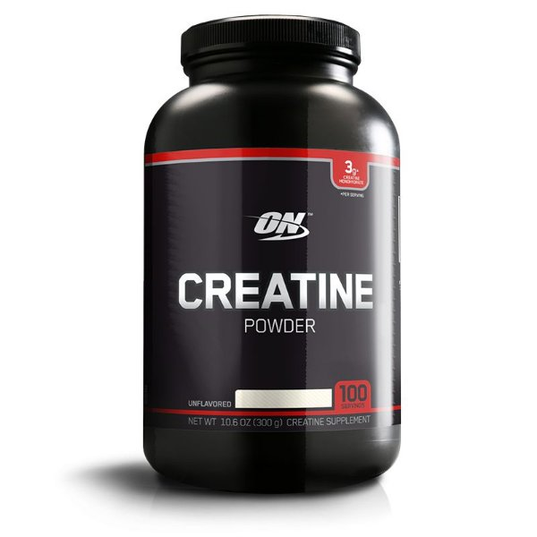 Creatina - 300g - Black Line - Optimum Nutrition