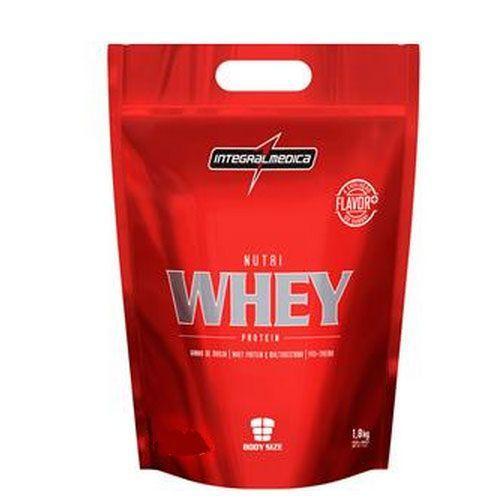 Nutri Whey 1.8 Kg Body Size - Integralmédica