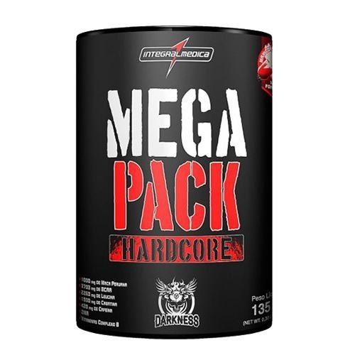 Mega Pack Hardcore Darkness (15 packs) - Integralmédica