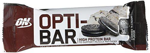 Opti-Bar (1 Barra De 60G) Optimum Nutrition