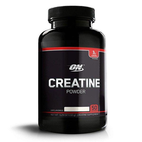 Creatina - 150g - Black Line - Optimum Nutrition