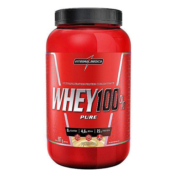 Super Whey 100% Pure - 907g - Integralmédica