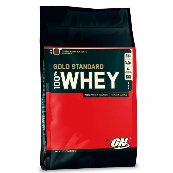 Whey Protein 100% Gold Standard - 4.540g (10lbs) - Optimum Nutrition