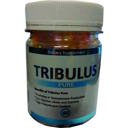 Tribulus Pure (1000 MG) - 60 Cápsulas - GMP
