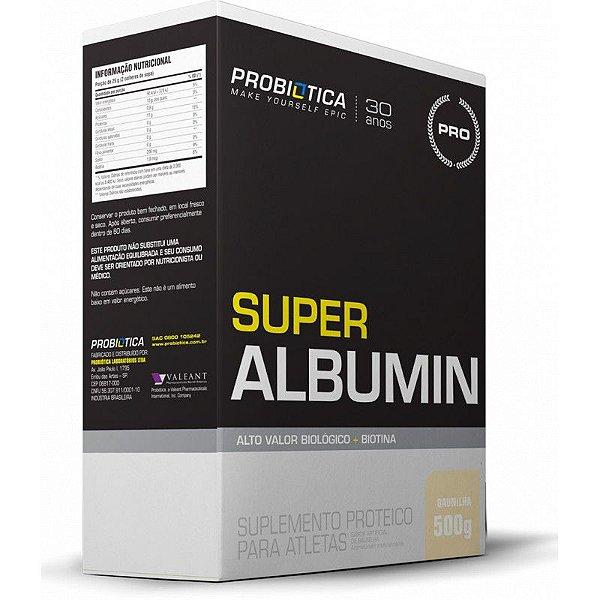Super Albumin - 500g - Probiótica