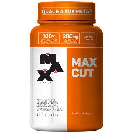 Max Cut (60 caps) Max Titanium