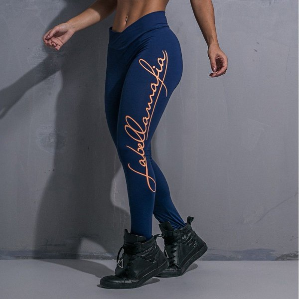 Calça Legging Pro Athlete - Labellamafia