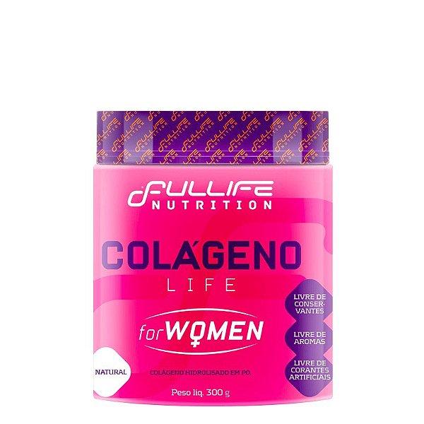 Colágeno For Women 300g - Fullife Nutrition