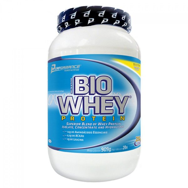 Bio Whey Protein 900g - Performance Nutrition