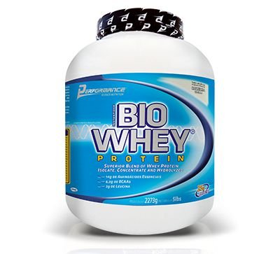 Bio Whey Protein 2273g - Performance Nutrition