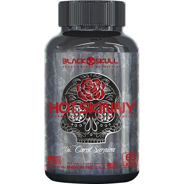 Hot Skinny - 60 Cápsulas - Black Skull