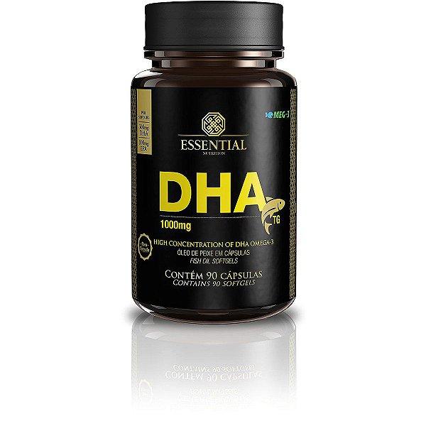DHA - 90 Cápsulas - Essential
