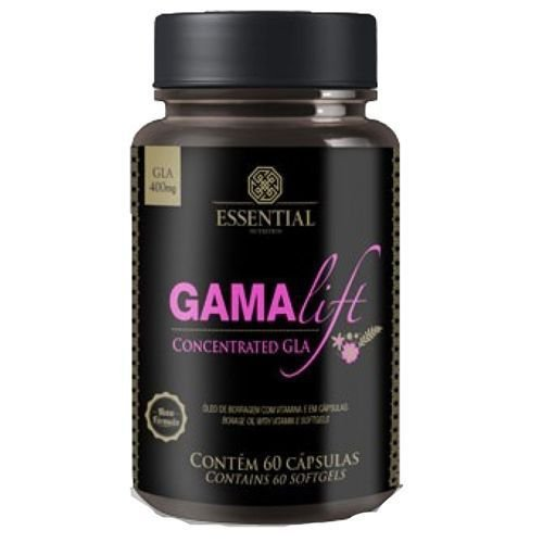 Gama Lift - 60 Cáps - Essential Nutrition