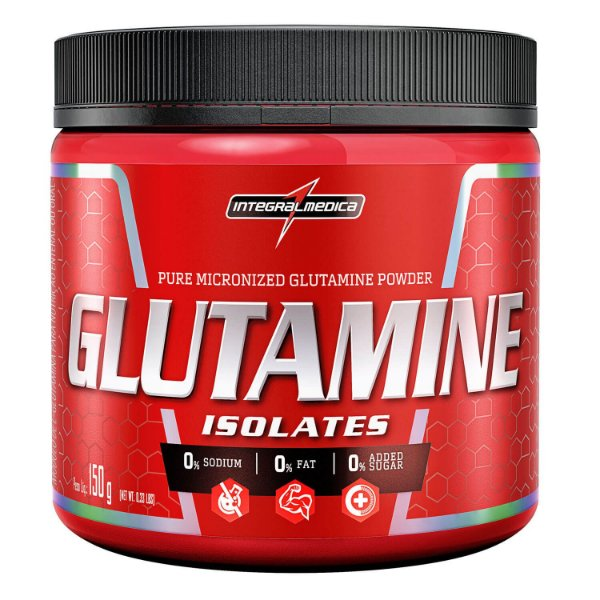 Glutamina Body Size - 150g - Integralmédica