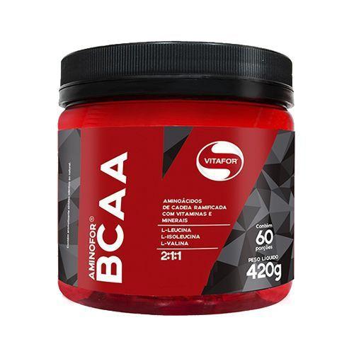Aminofor BCAA - 420g - Vitafor