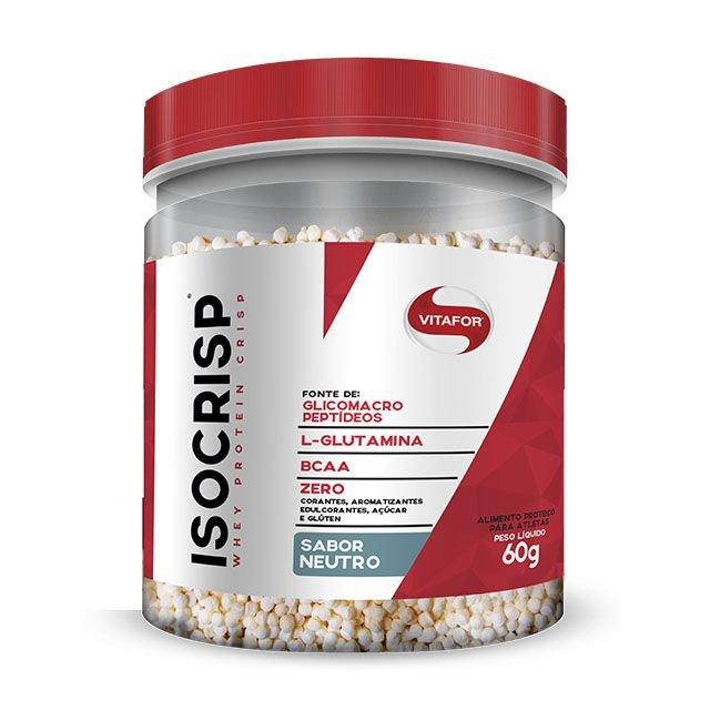 Isocrisp - 60g - Vitafor