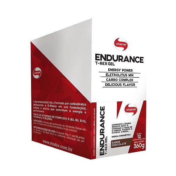 T-Rex Endurance - 12sachês - Vitafor