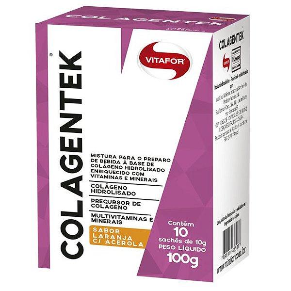 Colagentek - 10 Sachês - Vitafor