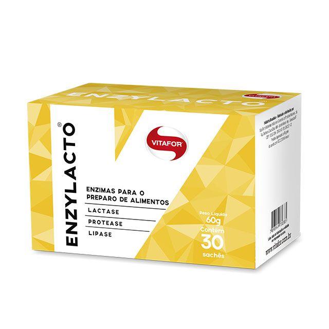Enzylacto Ultra (30 Sachês de 2g) - Vitafor