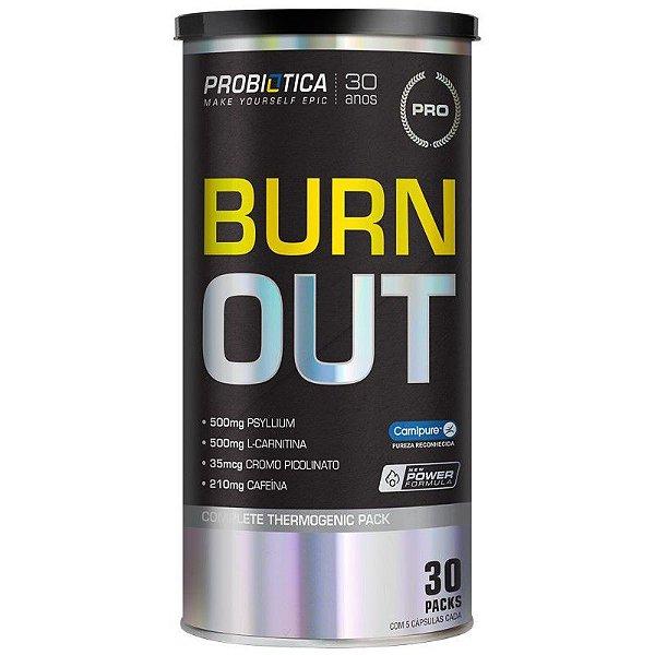 Burn Out Black 30 packs - Probiótica