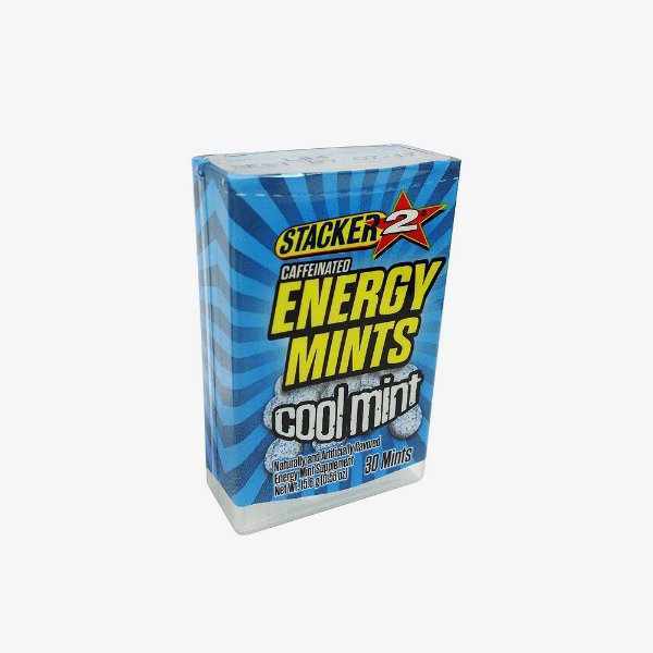 Energy Mints - 30 Pastilhas - Stacker 2