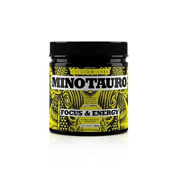 Minotauro (300g) Pré Treino - Iridium Labs