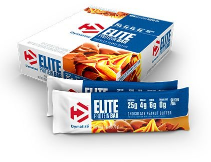 Elite Protein Bar 12 Unidades - Dymatize Nutrition