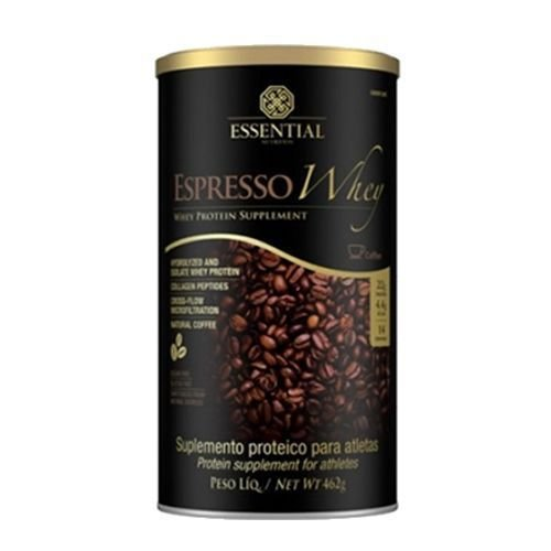 Espresso Whey - 462g - Essential Nutrition