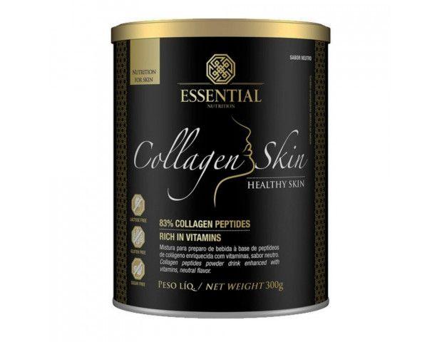 Collagen Skin (300g) Essential Nutrition Sabor Neutro